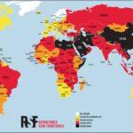 Índice Mundial da Liberdade de Imprensa: pandemia agravou liberdade de imprensa e reduziu confiança no jornalismo